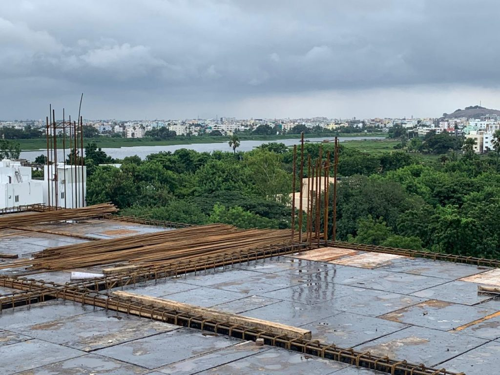 Terrace View Of Kapra Lake