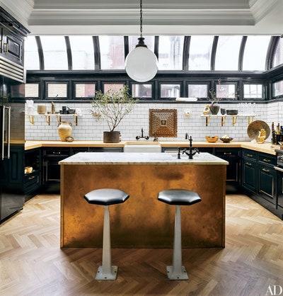 Nate Berkus kitchen.