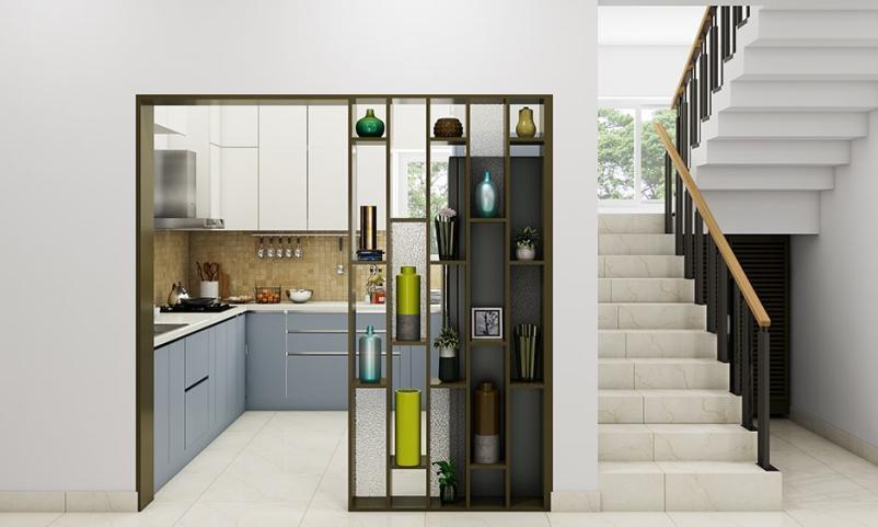 Kitchen Partition Design Ideas For Open Kitchen   Design Cafe