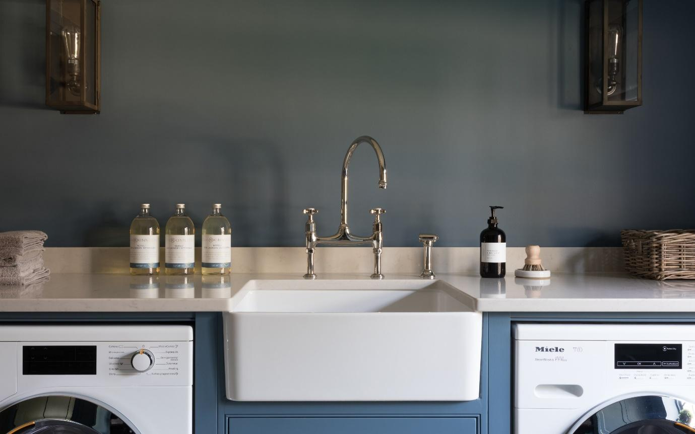 Utility Rooms vs Laundry Rooms: What is the difference? A Detailed Comparison - LuxDeco.com