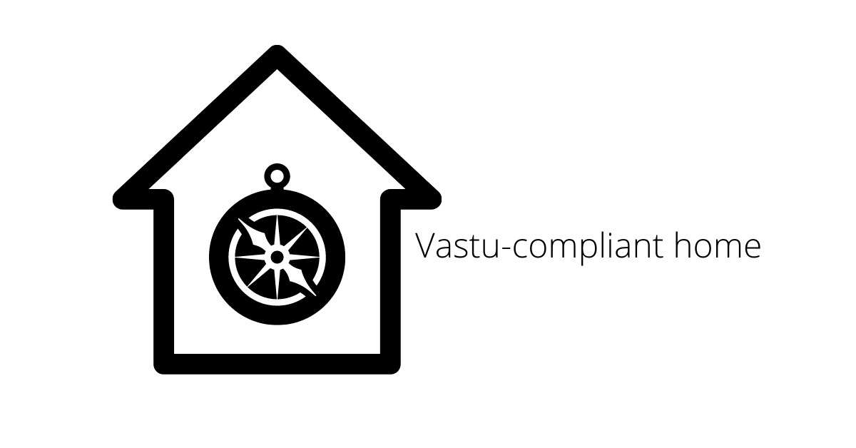 Vastu-compliant home