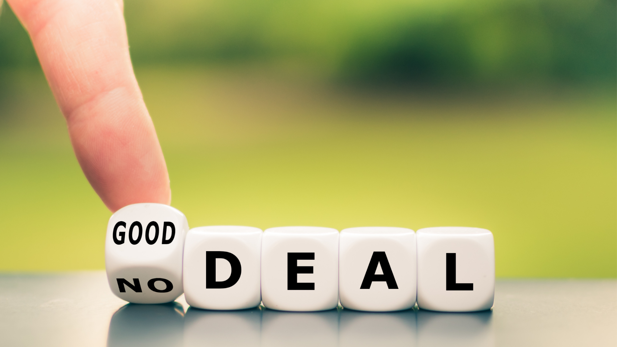 pricing deal