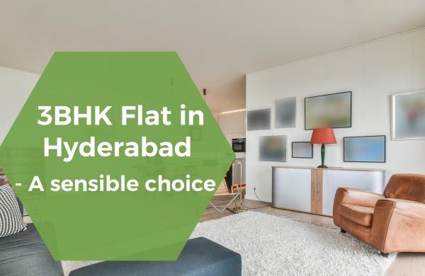 3BHK Flat in Hyderabad