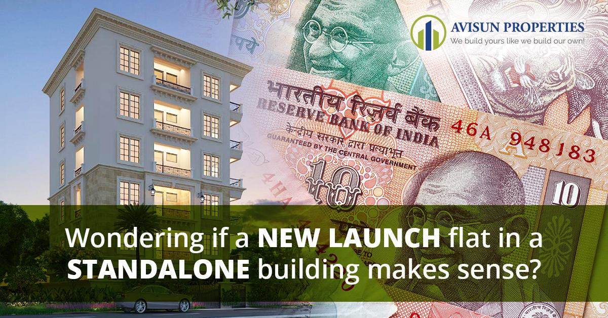 new 3 BHK flat in Hyderabad