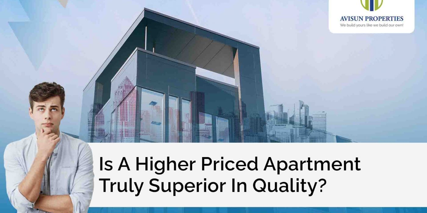 price and quality 3 BHK