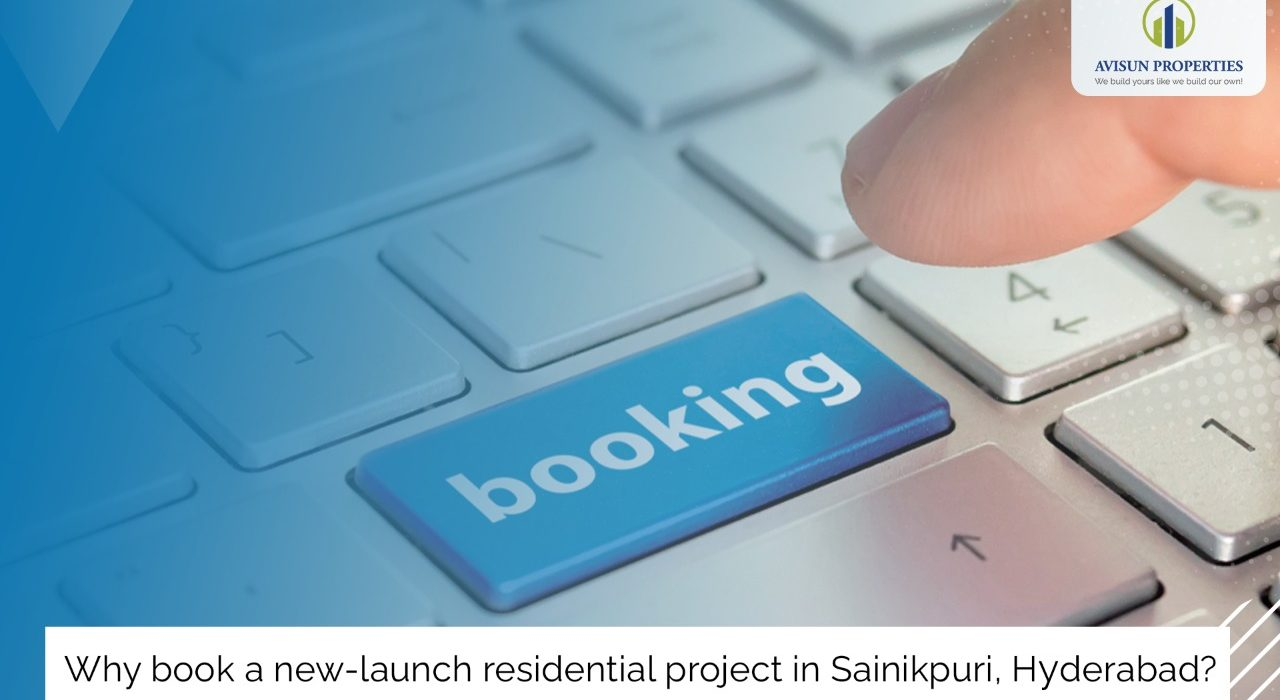new booking sainikpuri locality