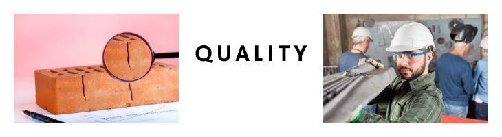 quality 3 BHK flat