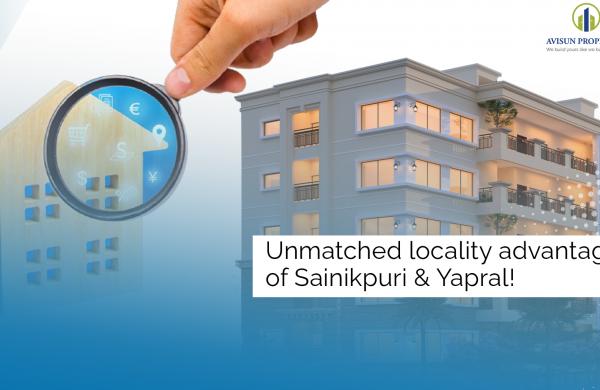 sainikpuri yapral locality thumbnail