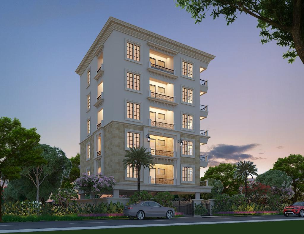 buy luxury apartment in hyderabad
